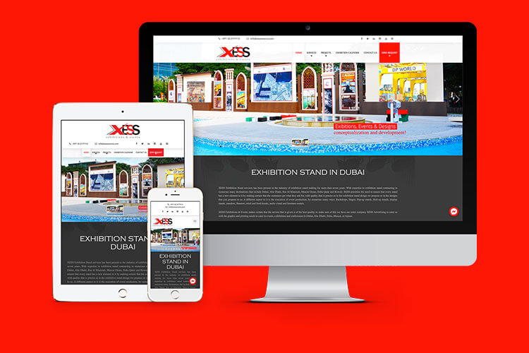 Web Design and Development in Dubai and Sri Lanka